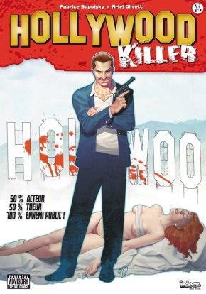 hollywood killer courerture cover