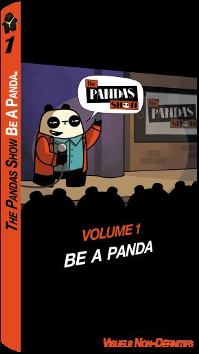 The Pandas Show sur Kickstarter