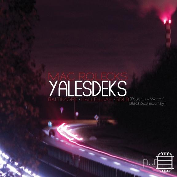 Yalesdecks, maxi, Mac Rolecks, Baltimore